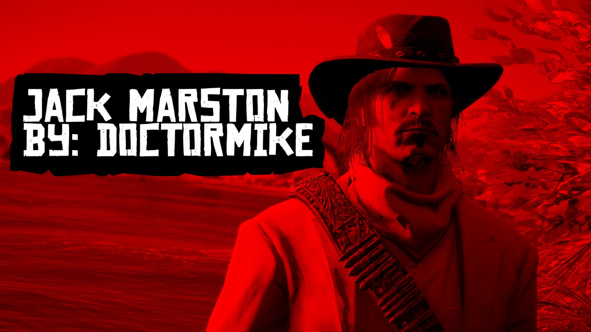 Jack Marston Gta5 Modscom