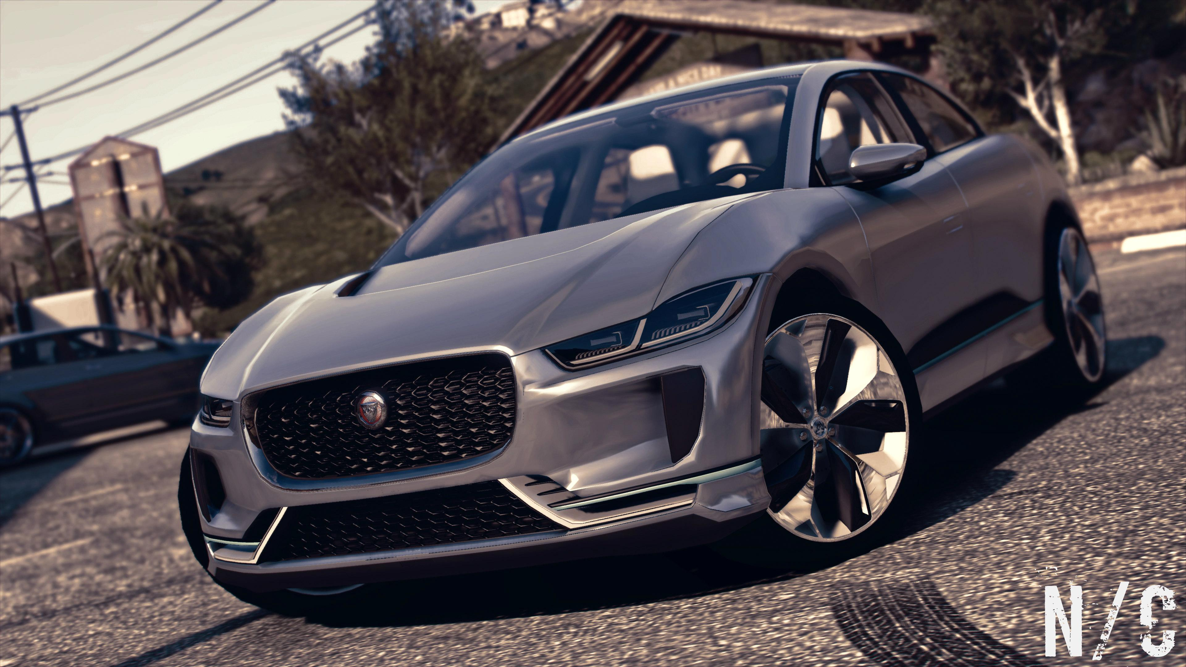 Jaguar I-Pace 2016 [Add-On] - GTA5-Mods.com