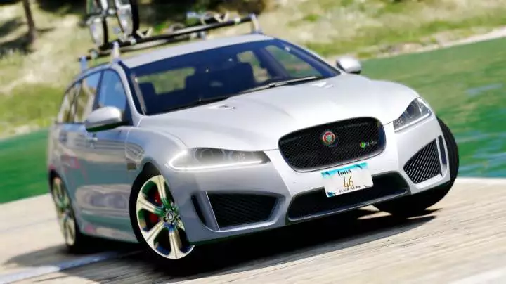 2015 jaguar xfr s sportbrake gta5. Black Bedroom Furniture Sets. Home Design Ideas