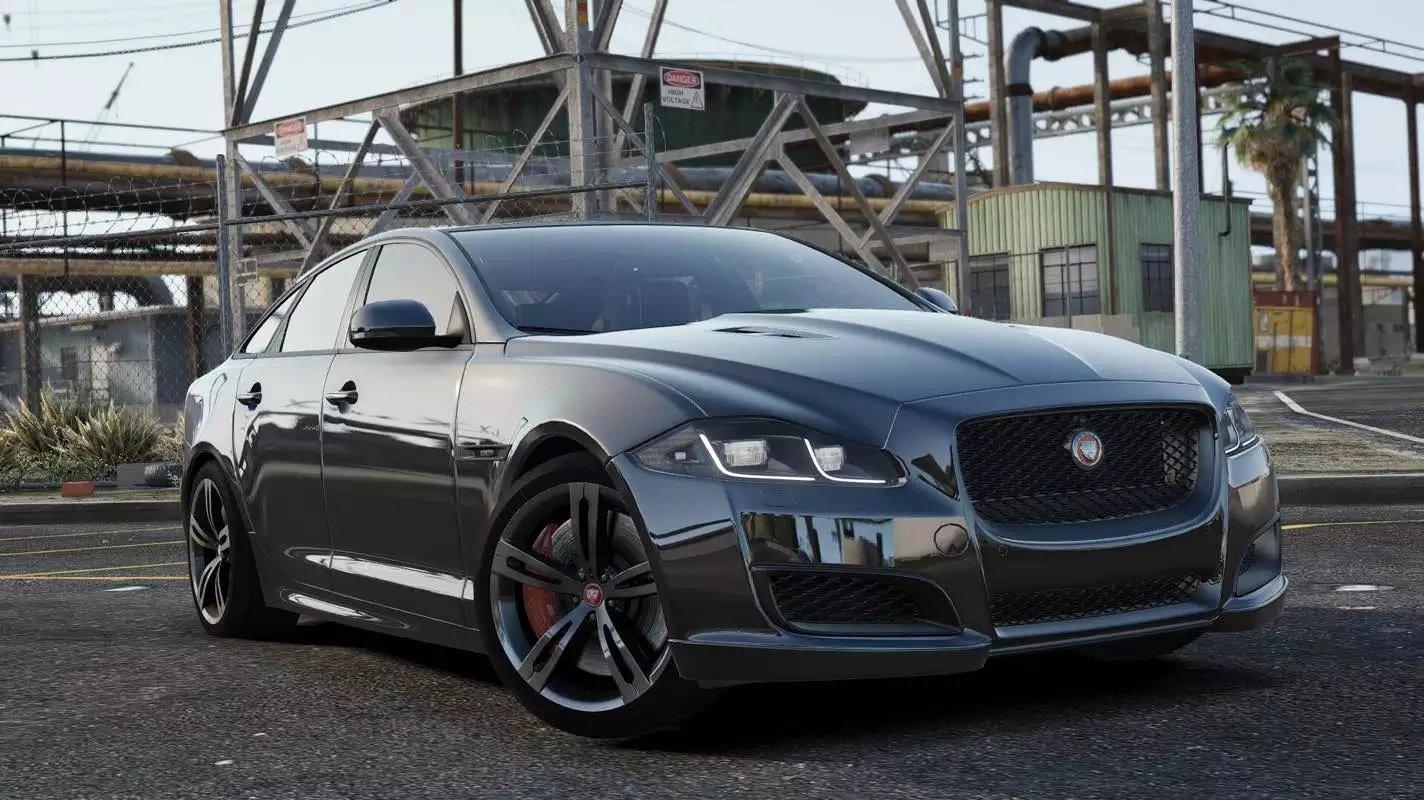 2016 Jaguar Xjr Gta5 Mods Com