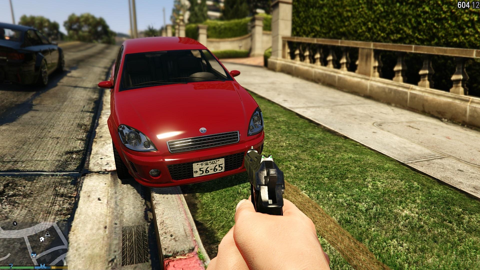 Japanese License Plate - GTA5-Mods.com