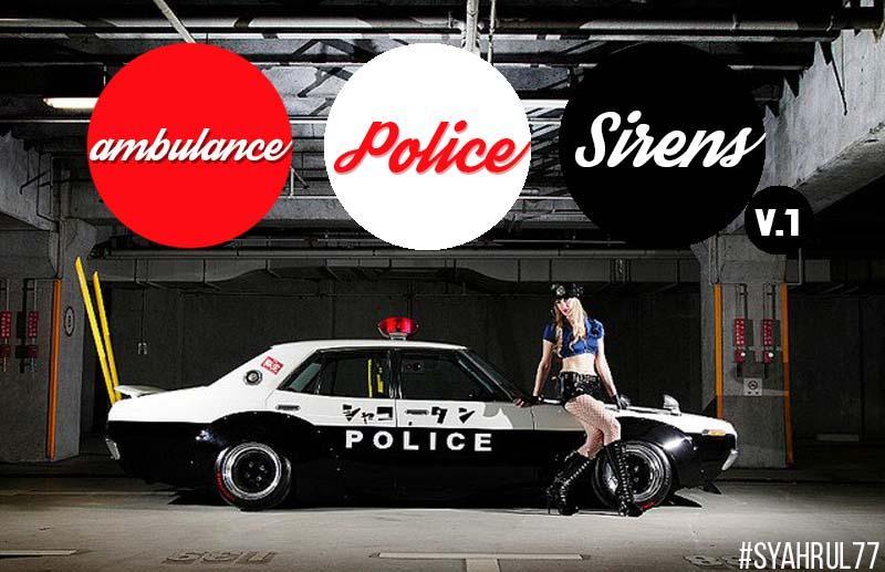 Japanese Sirens Police and Ambulance - GTA5-Mods.com