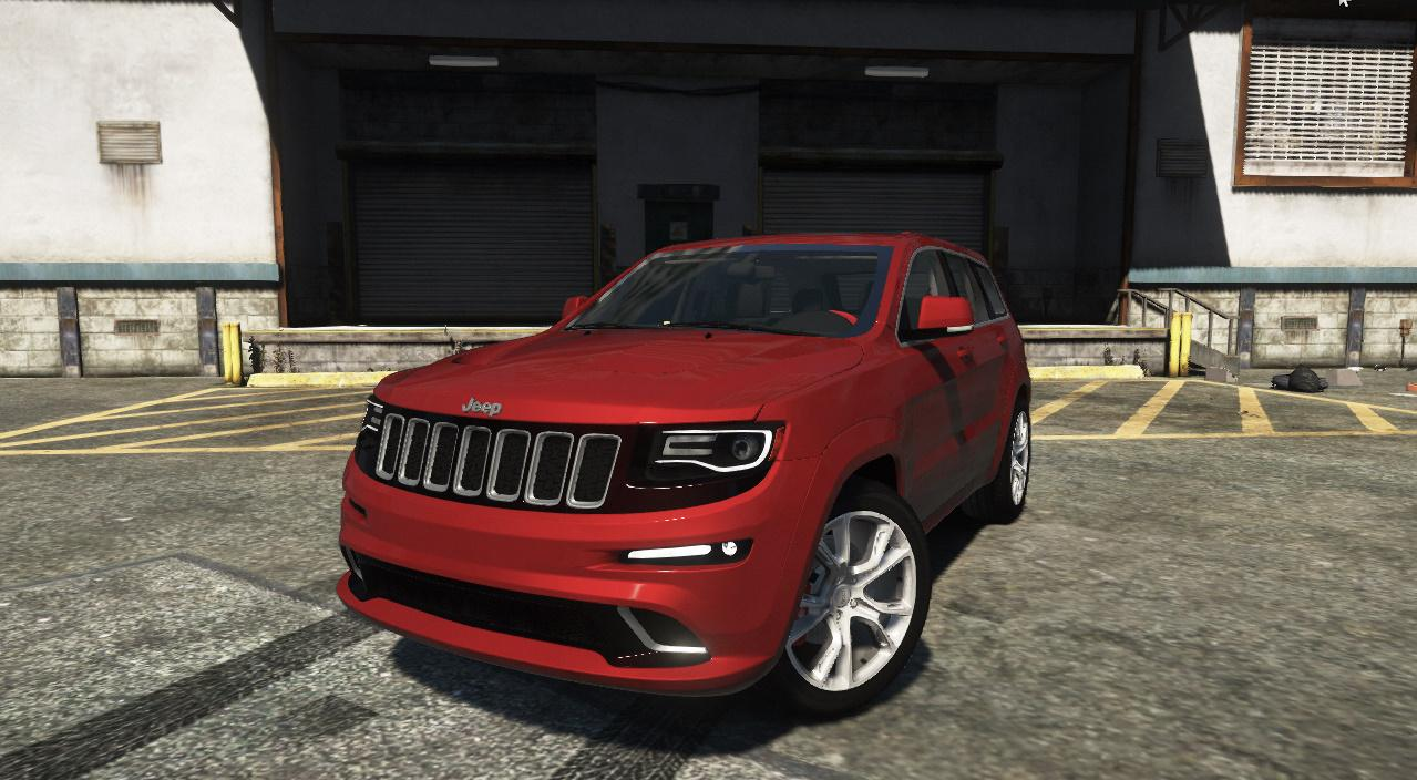 jeep grand cherokee srt 8 2015 replace add on wipers h gta5. Black Bedroom Furniture Sets. Home Design Ideas