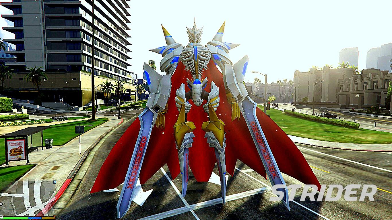 Jesmon Digimon Gta5 Mods Com Some of the content used in this video is intellectual property of its respective owners and included under fair use for entertainment and educational purposes only. jesmon digimon gta5 mods com
