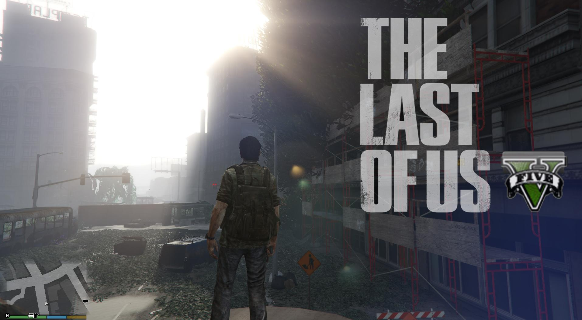 Joel (The Last Of Us) - GTA5-Mods.com