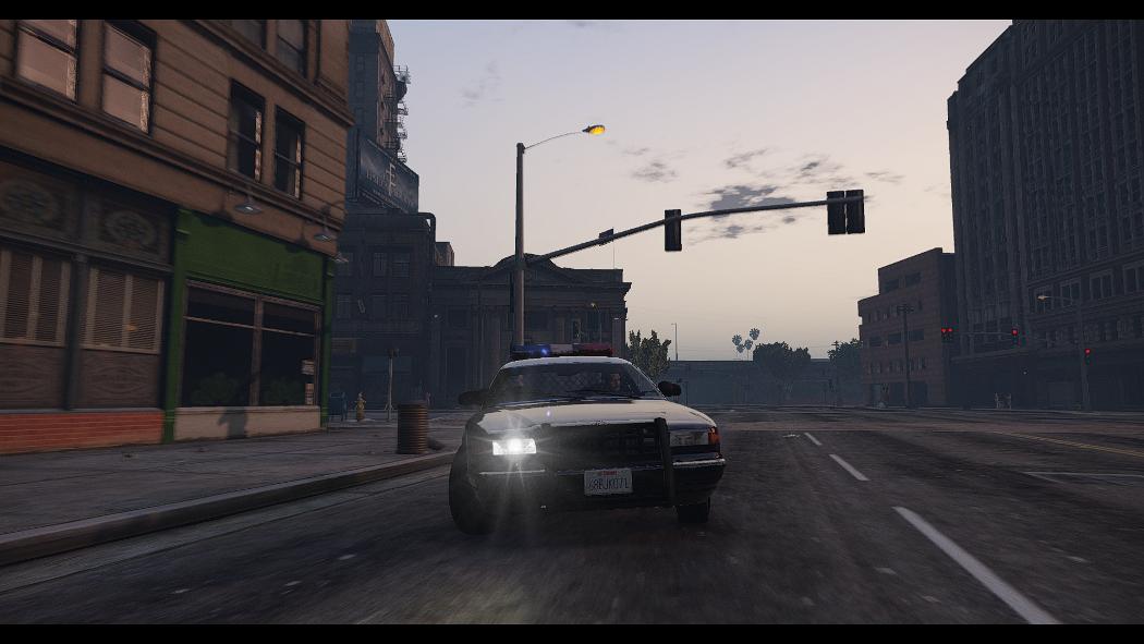 Small Emergency Lights Overhaul - GTA5-Mods com