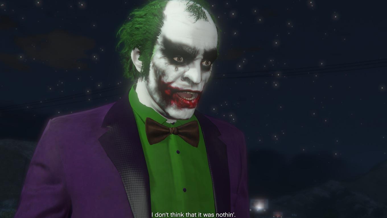 Joker Mod For Trevor Gta5 Mods Com