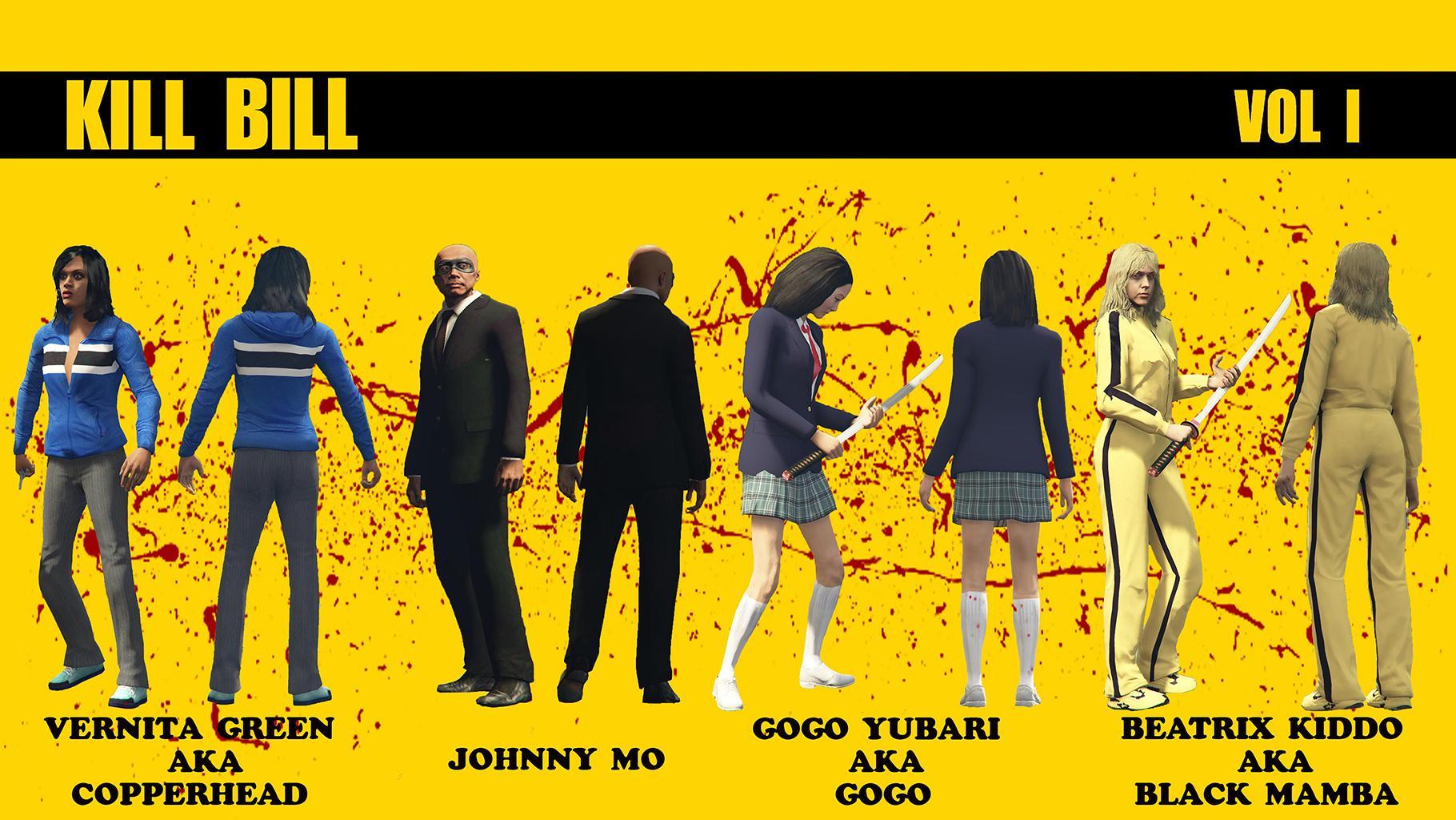 Kill Bill Vol 1 Gta5 Mods Com