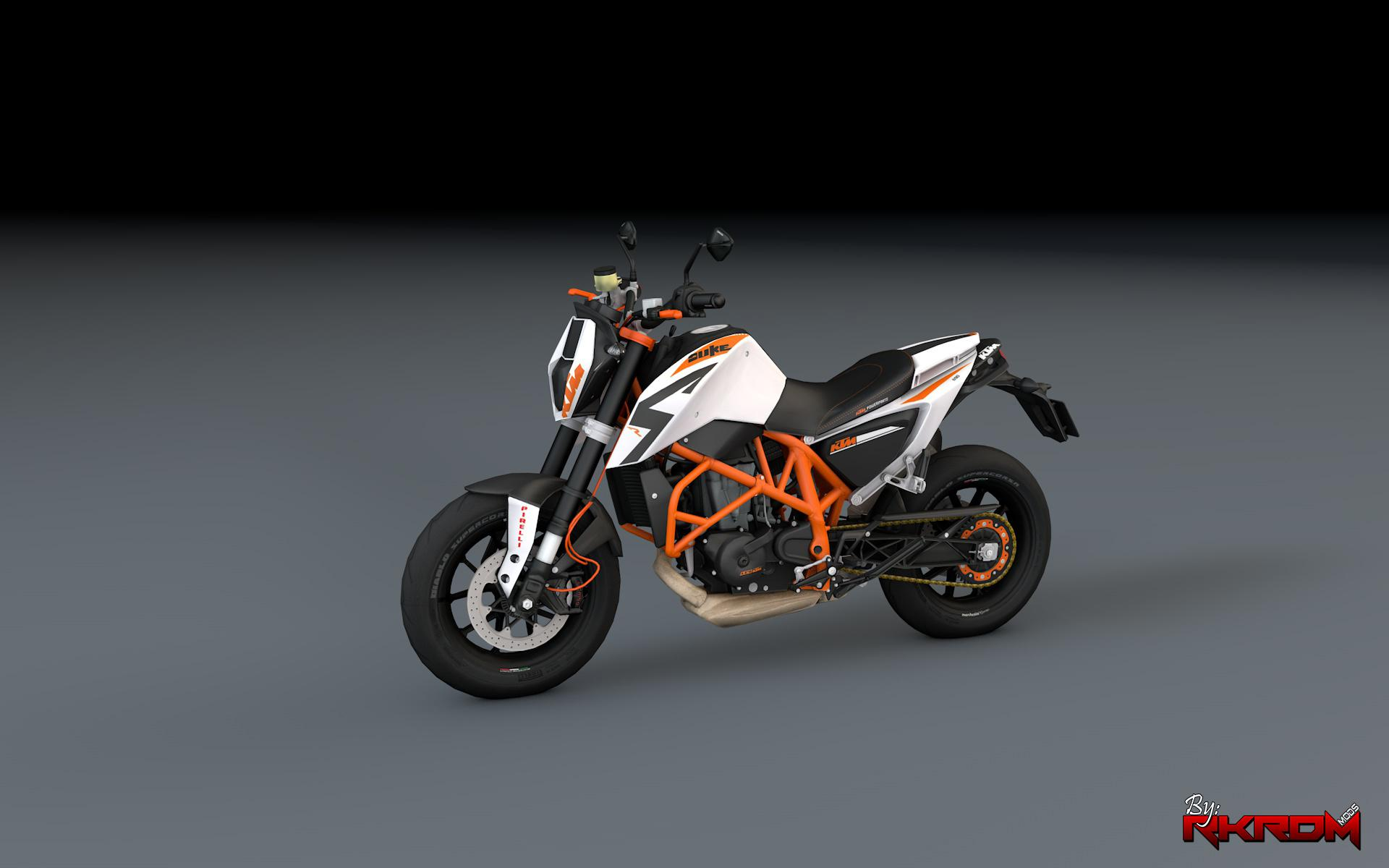 ktm duke 690r add on gta5. Black Bedroom Furniture Sets. Home Design Ideas