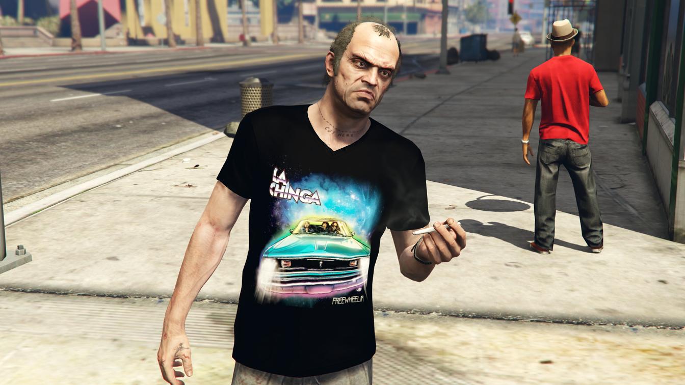 La Chinga Shirts For M F And T Gta5 Mods Com