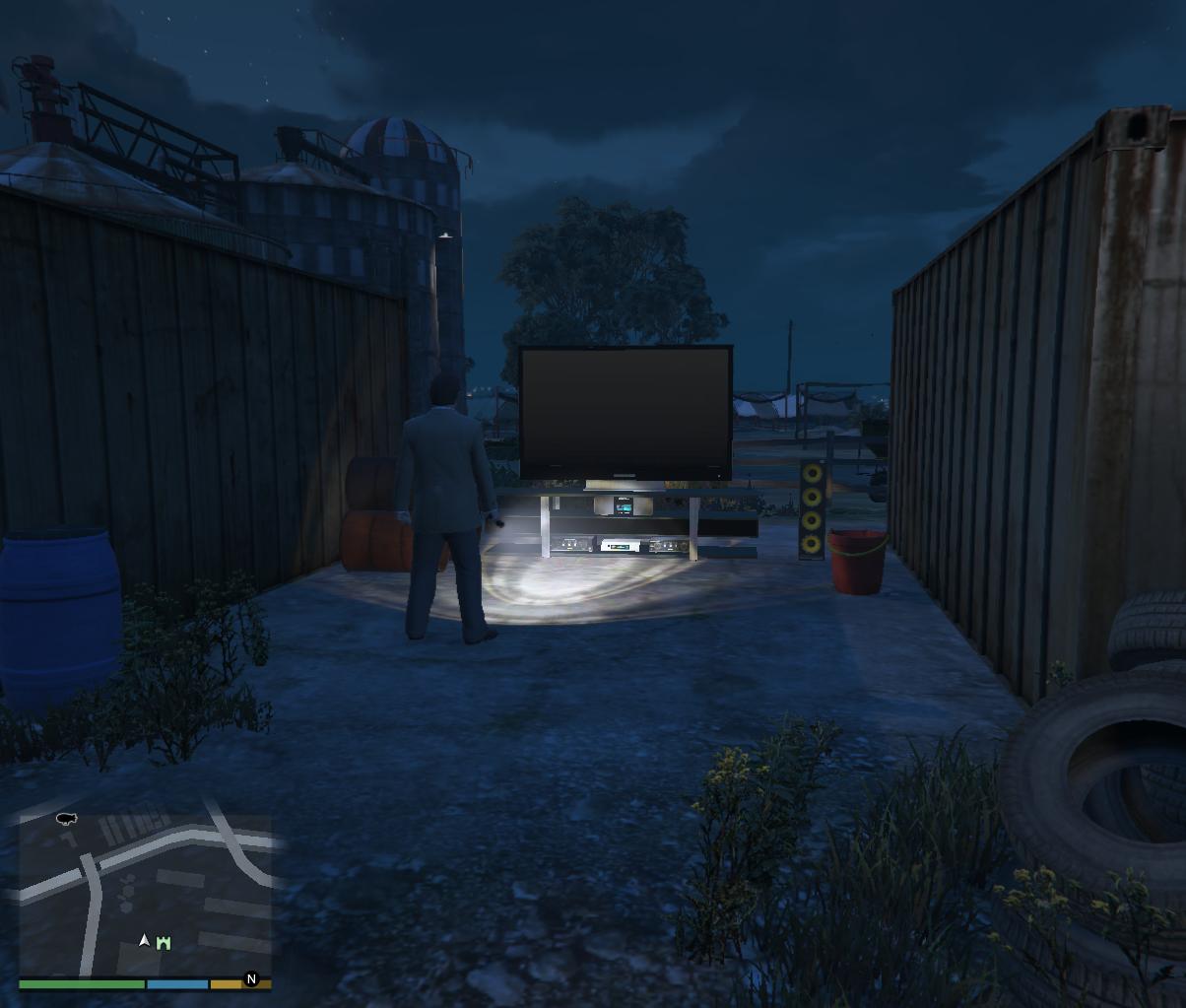 Gta 5 Garage: Drug Laboratory