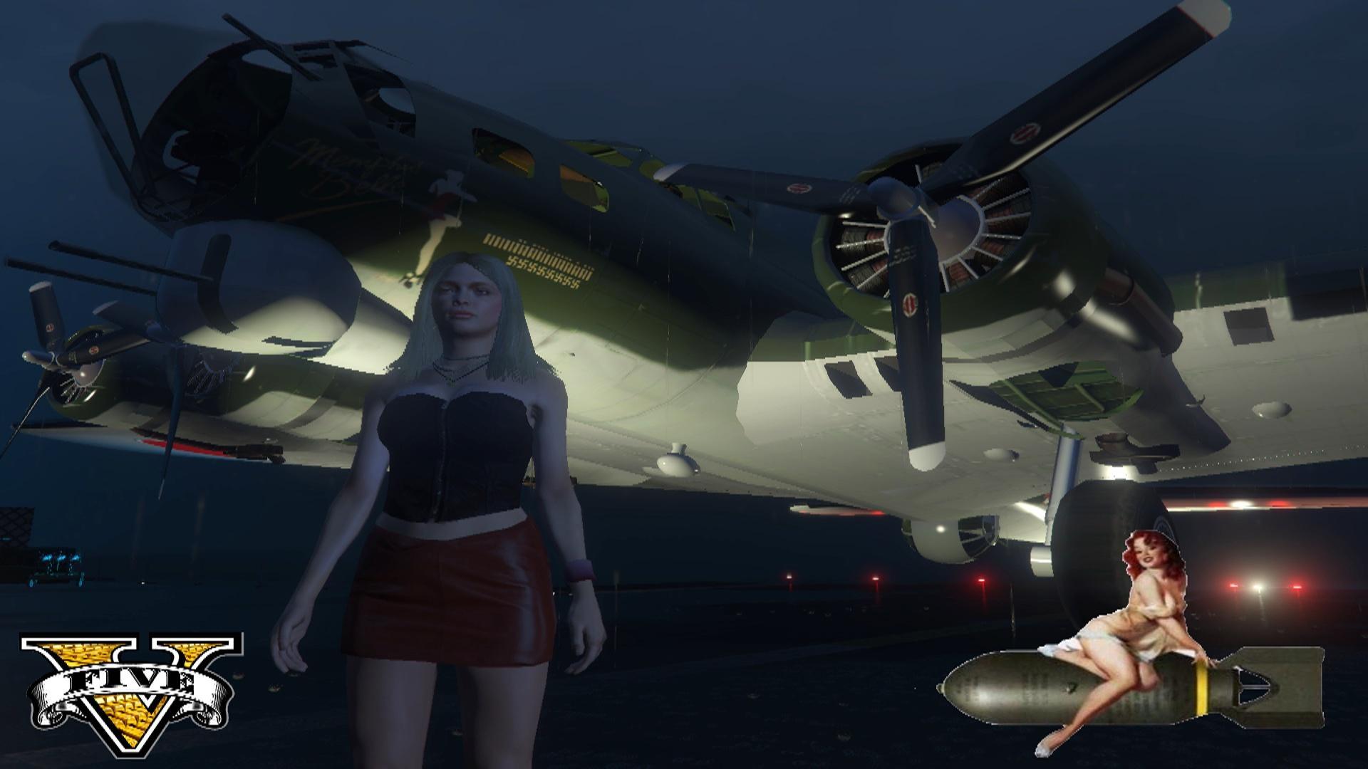 bomber 5
