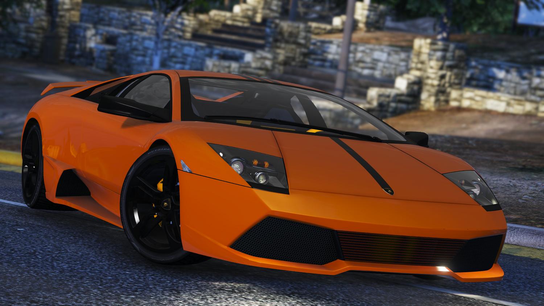 2007 Lamborghini Murcielago Lp640 Add On Template Gta5 Mods Com