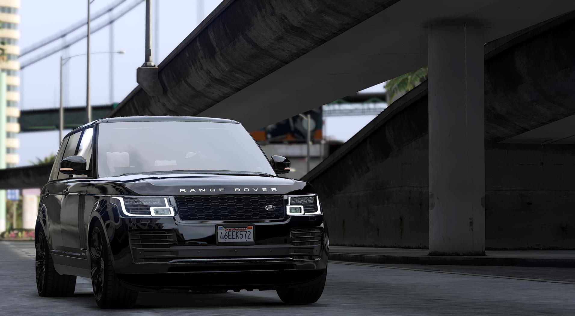 Land Rover Range Rover SV Autobiography LWB'18 - GTA5-Mods.com
