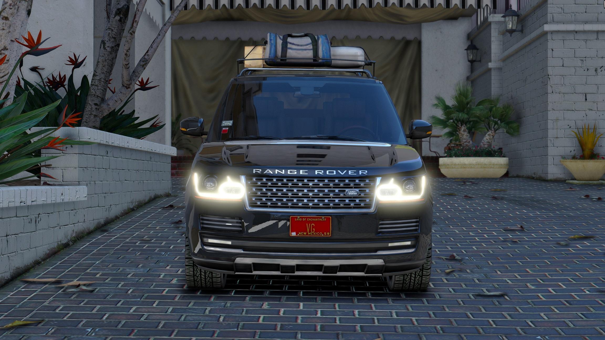 2016 Land Rover >> Range Rover Vogue - GTA5-Mods.com