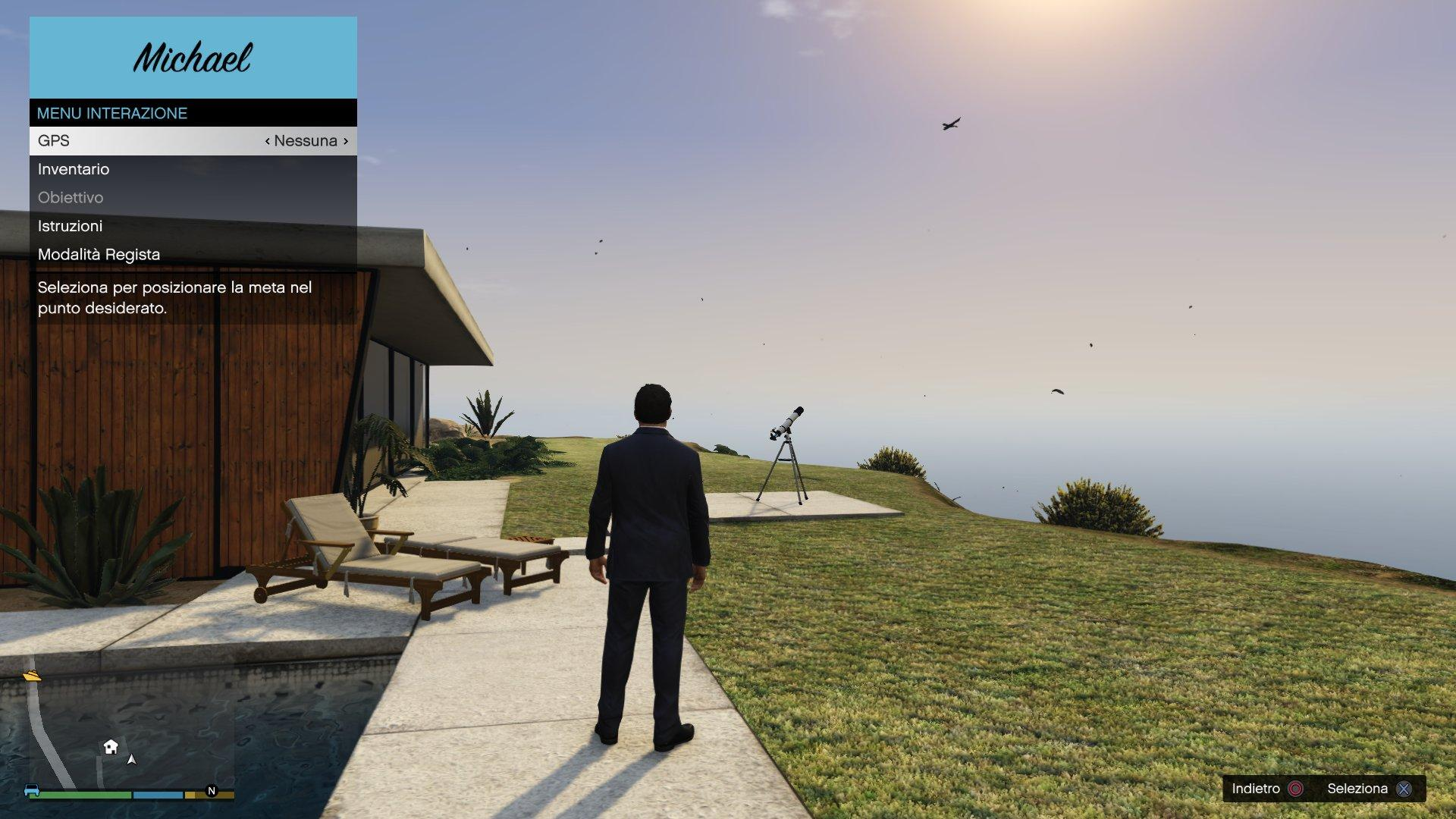 how to open the interaction menu in gta 5 pc