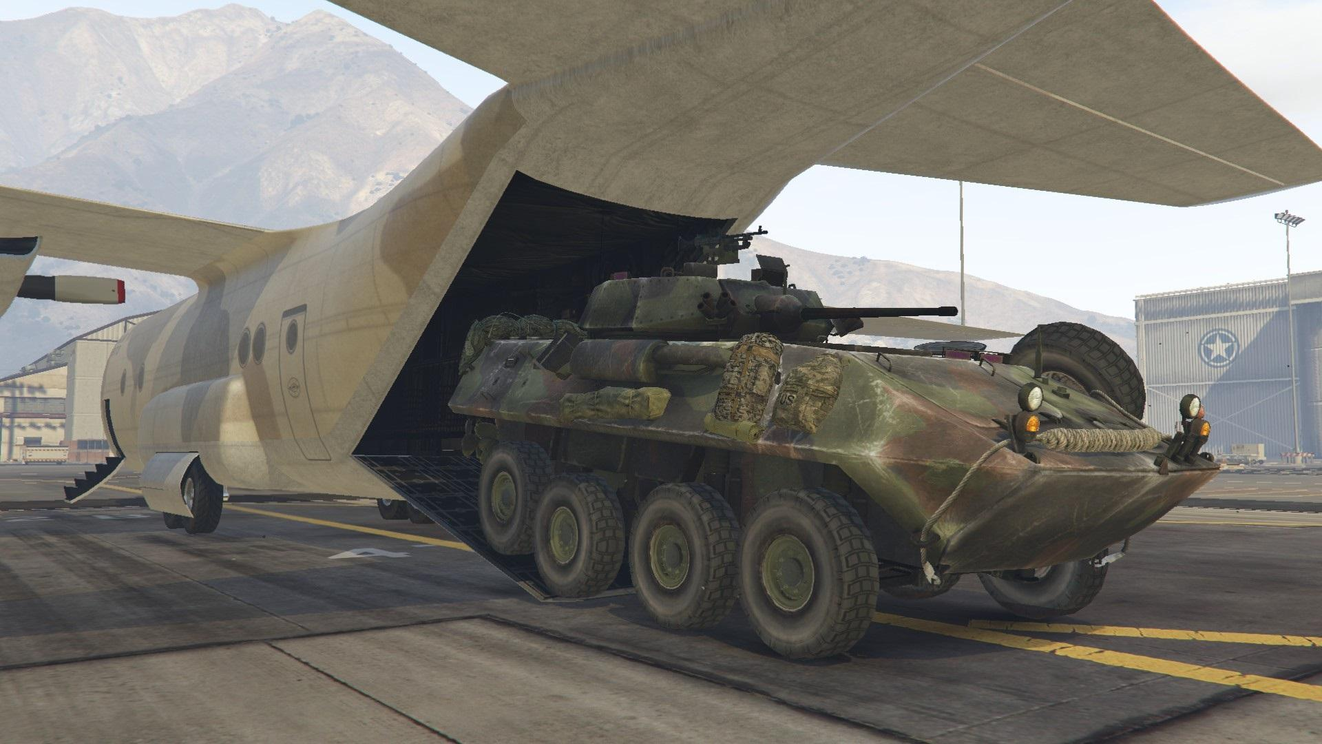 lav 25 infantry fighting vehicle gta5. Black Bedroom Furniture Sets. Home Design Ideas
