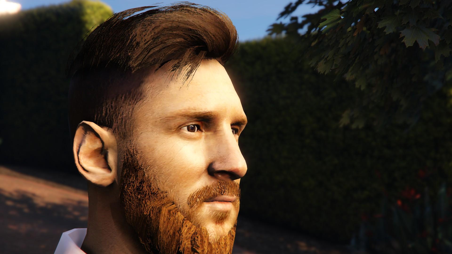 Lionel Messi Civ Player Add On Replace Gta5 Mods Com