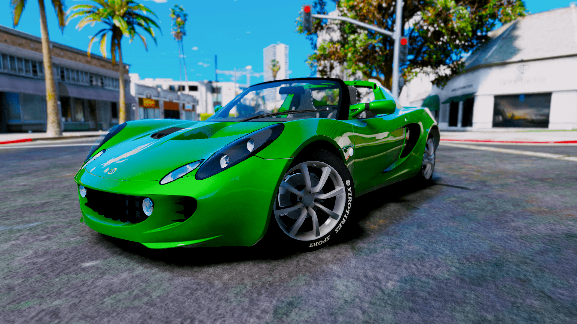 lotus elise 111s 2005 add on replace tuning template gta5. Black Bedroom Furniture Sets. Home Design Ideas