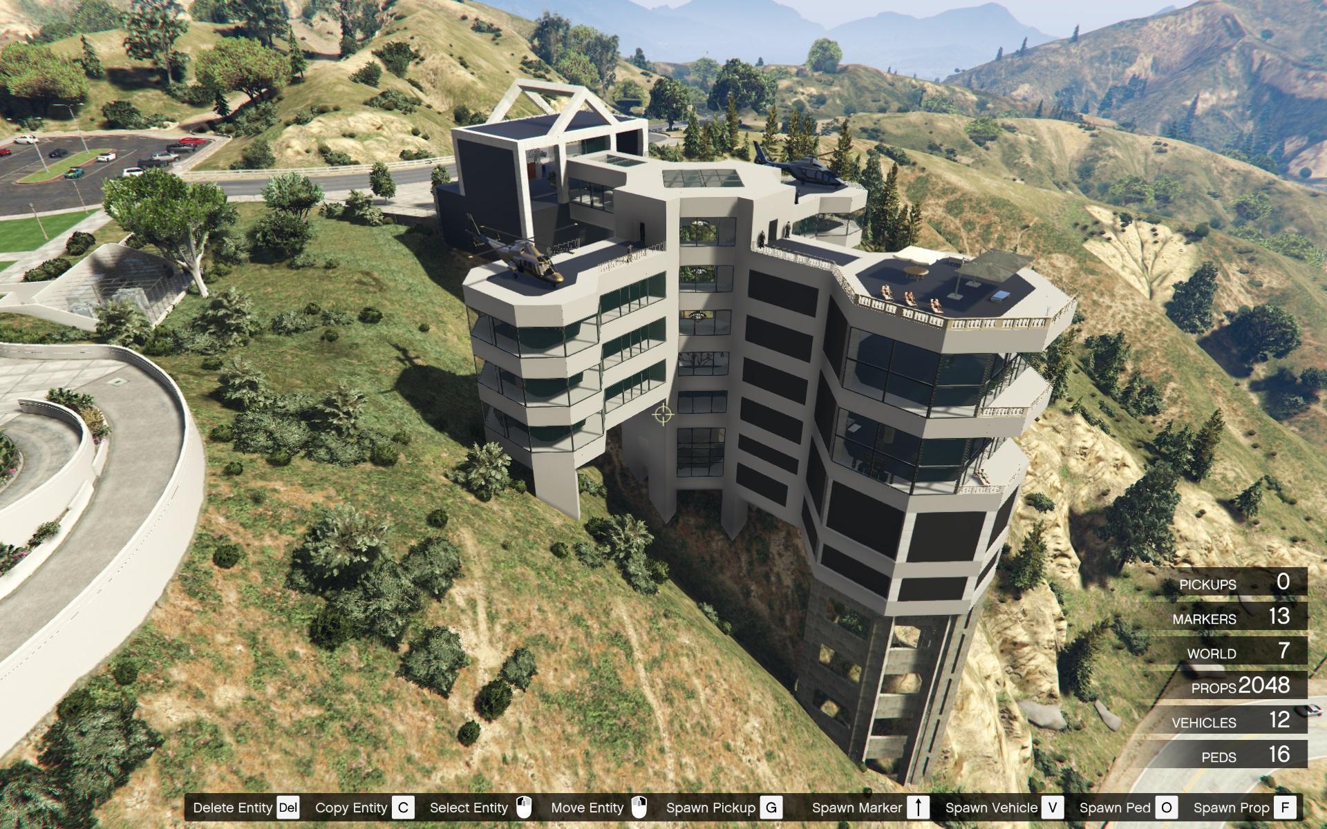 Mafia Boss Mansion GTA5 Modscom