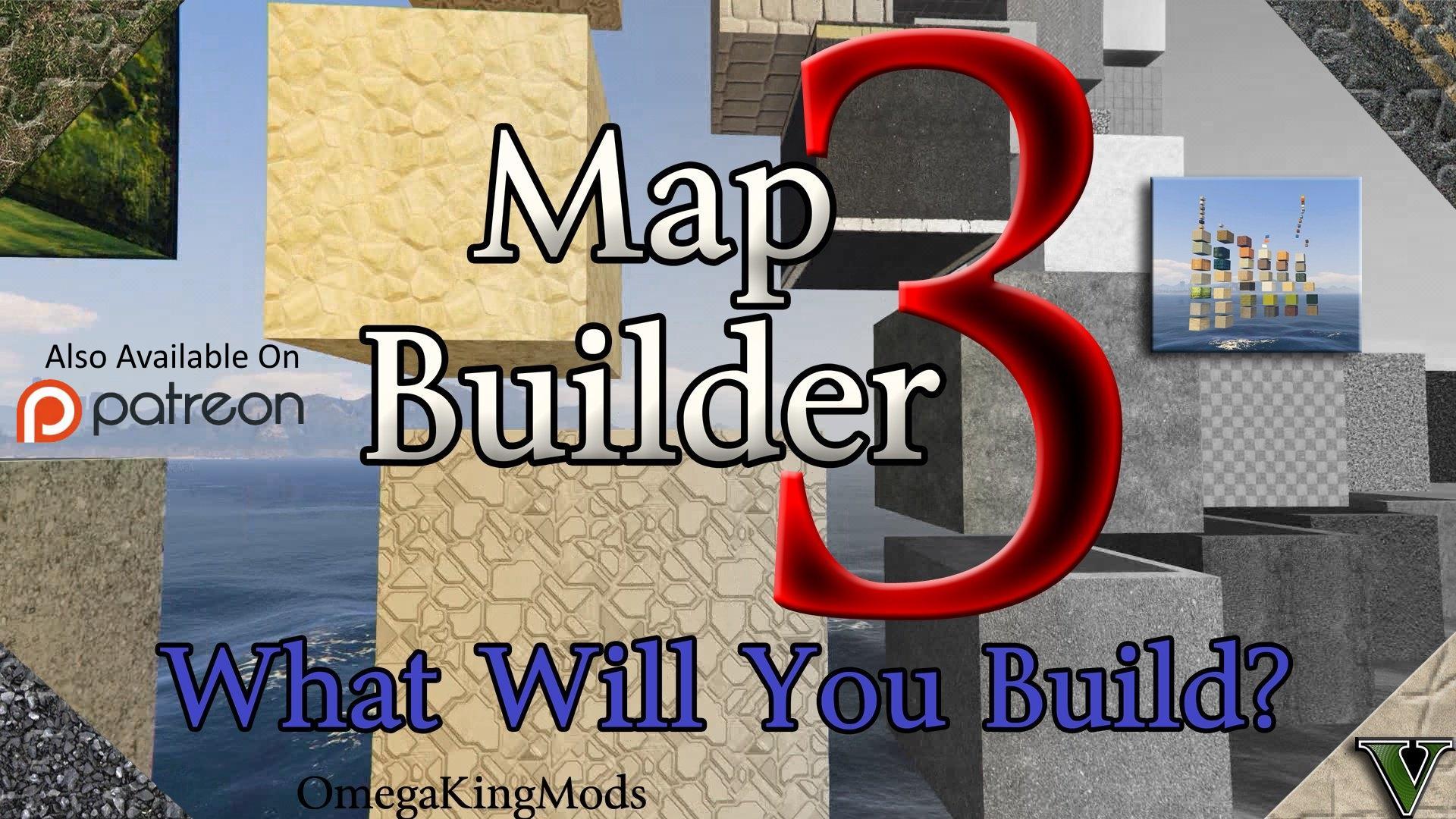 Map Builder [Script] - Technical Support - FiveM