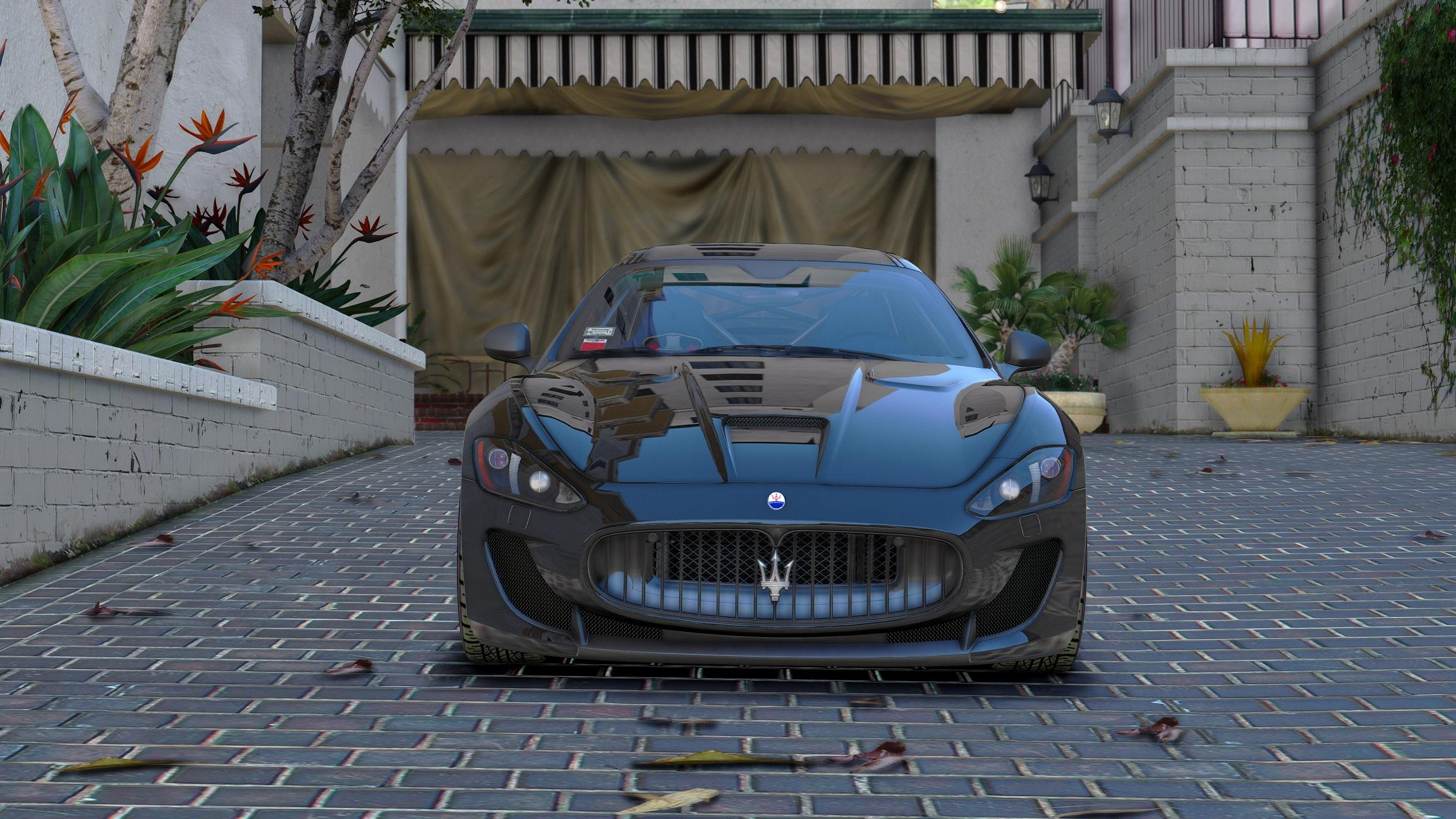 Maserati Gt Gta5 Mods Com