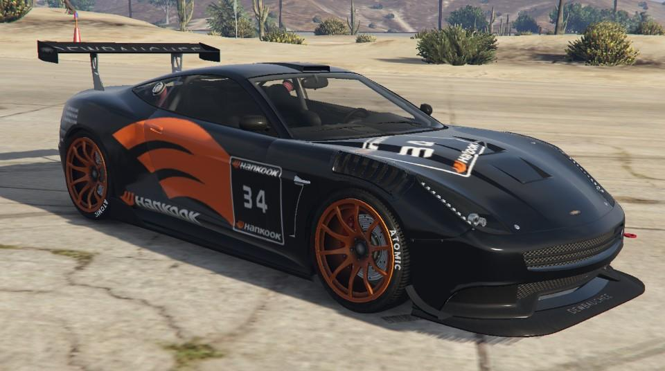 Massacro Hankook Racecar Paintjob - GTA5-Mods.com