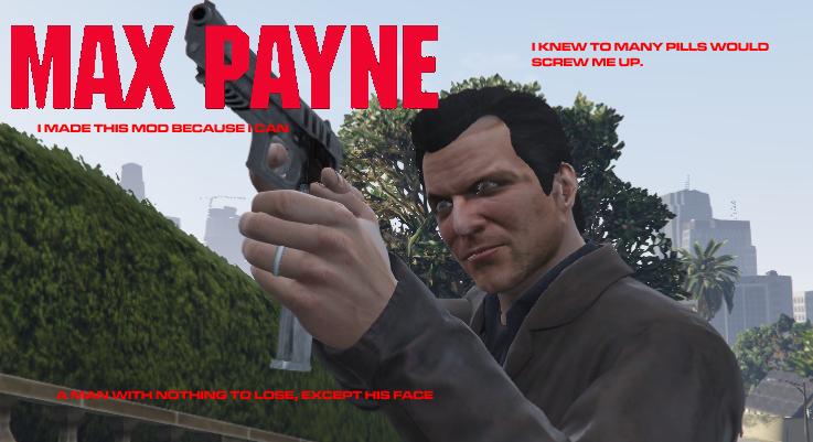 Max Payne 1 Mod Gta5 Mods Com
