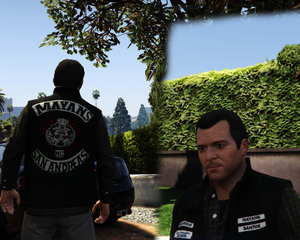 mayans mc jacket sons of anarchy gta5. Black Bedroom Furniture Sets. Home Design Ideas