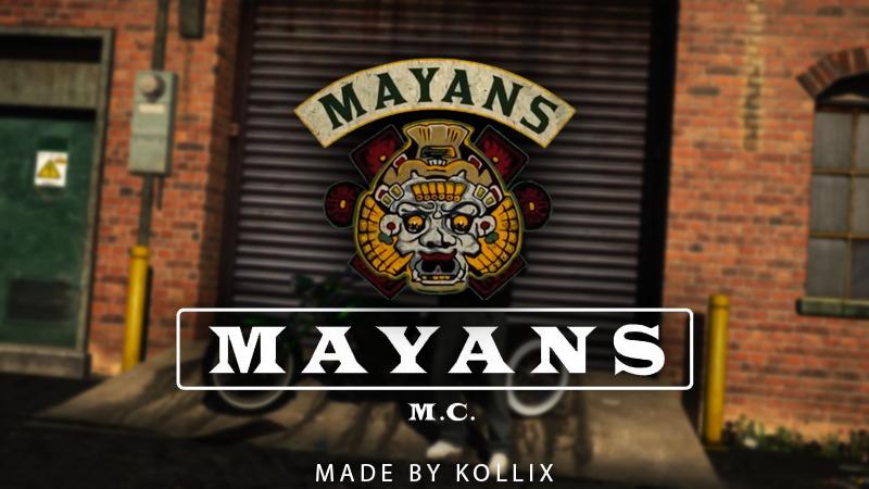 Mayans Mc Deutsch