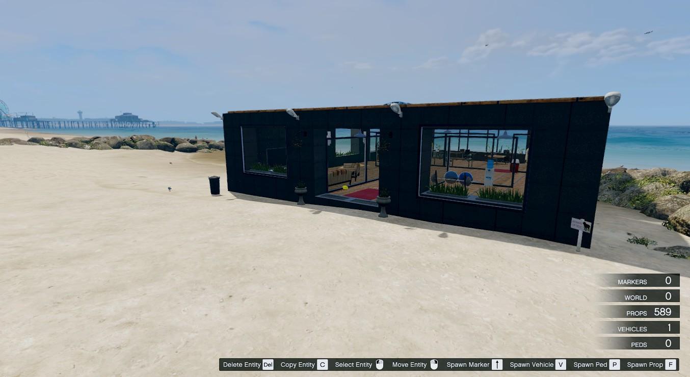 Medium Beach House Clean Build Gta5