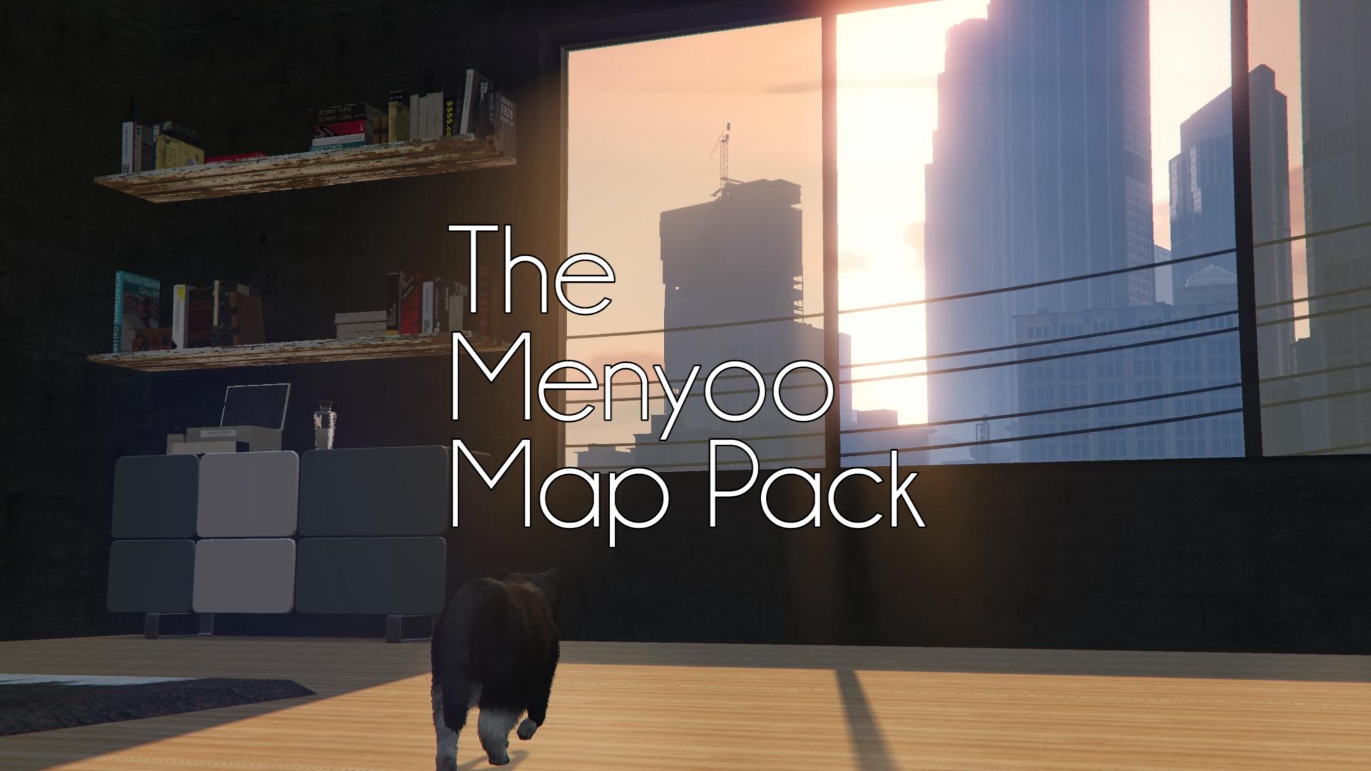 Menyoo Map Pack - GTA5-Mods com