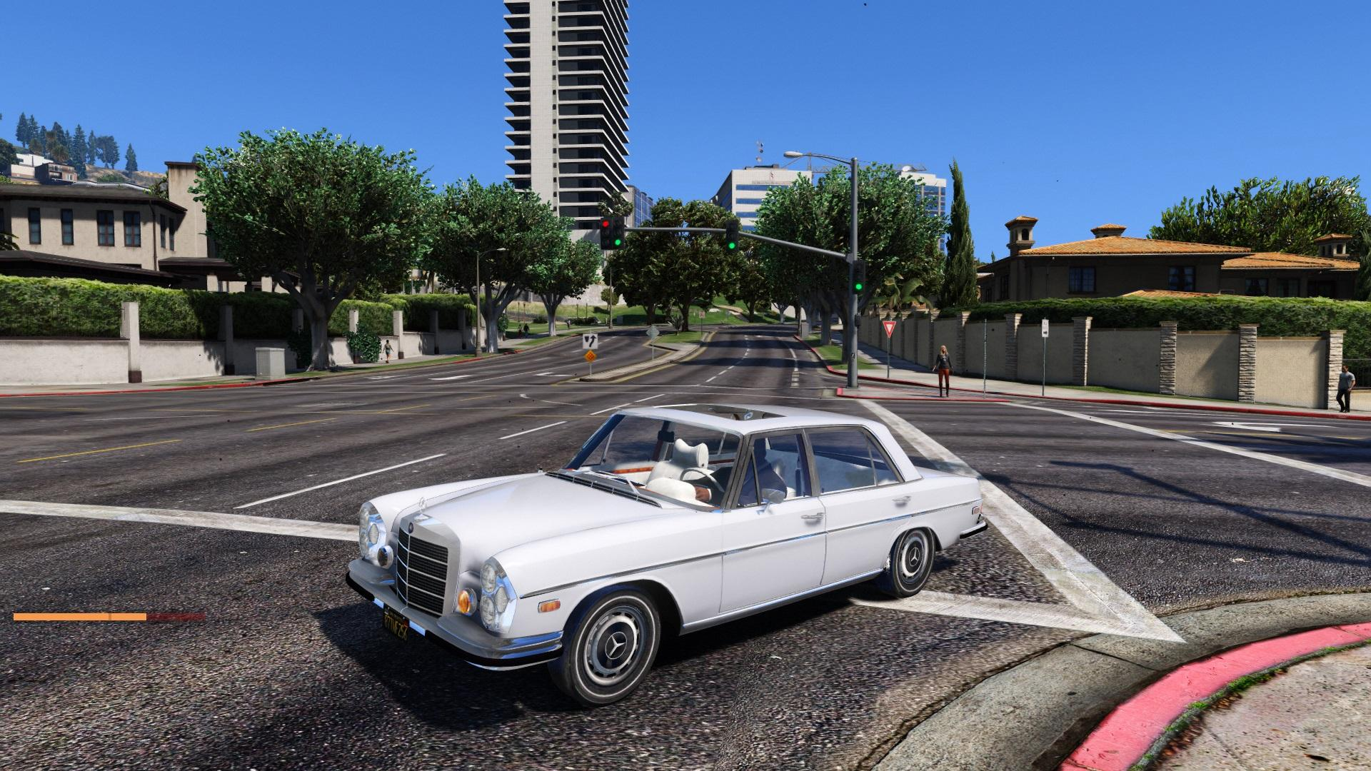 Mercedes Benz 300sel 6 3 Gta5