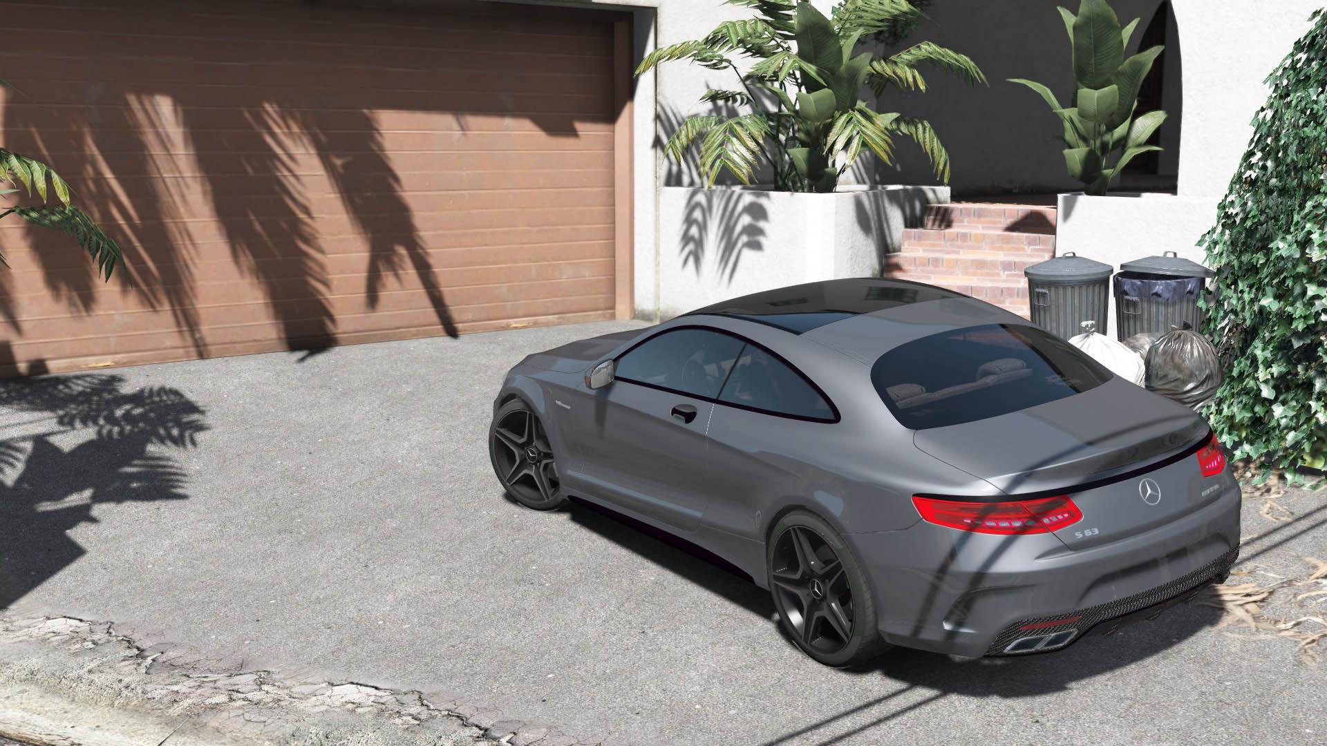 Mercedes-Benz AMG S63 Coupe - GTA5-Mods.com