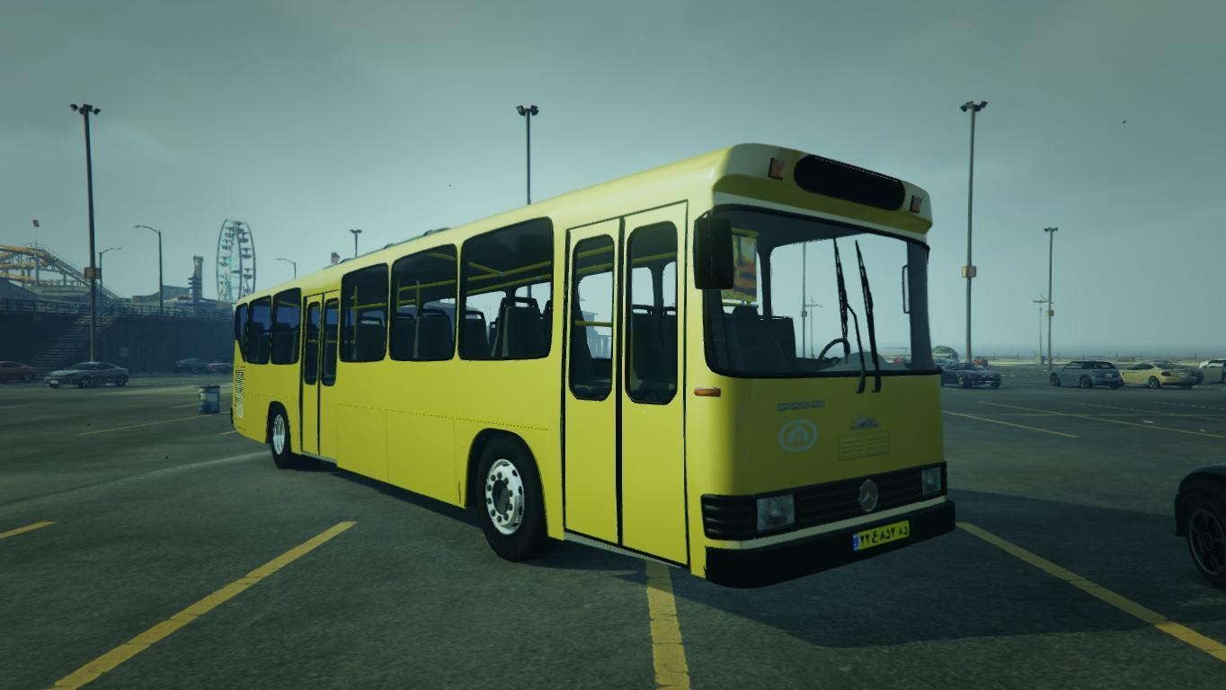 Mercedes benz bus gta5 for Mercedes benz atlantic city