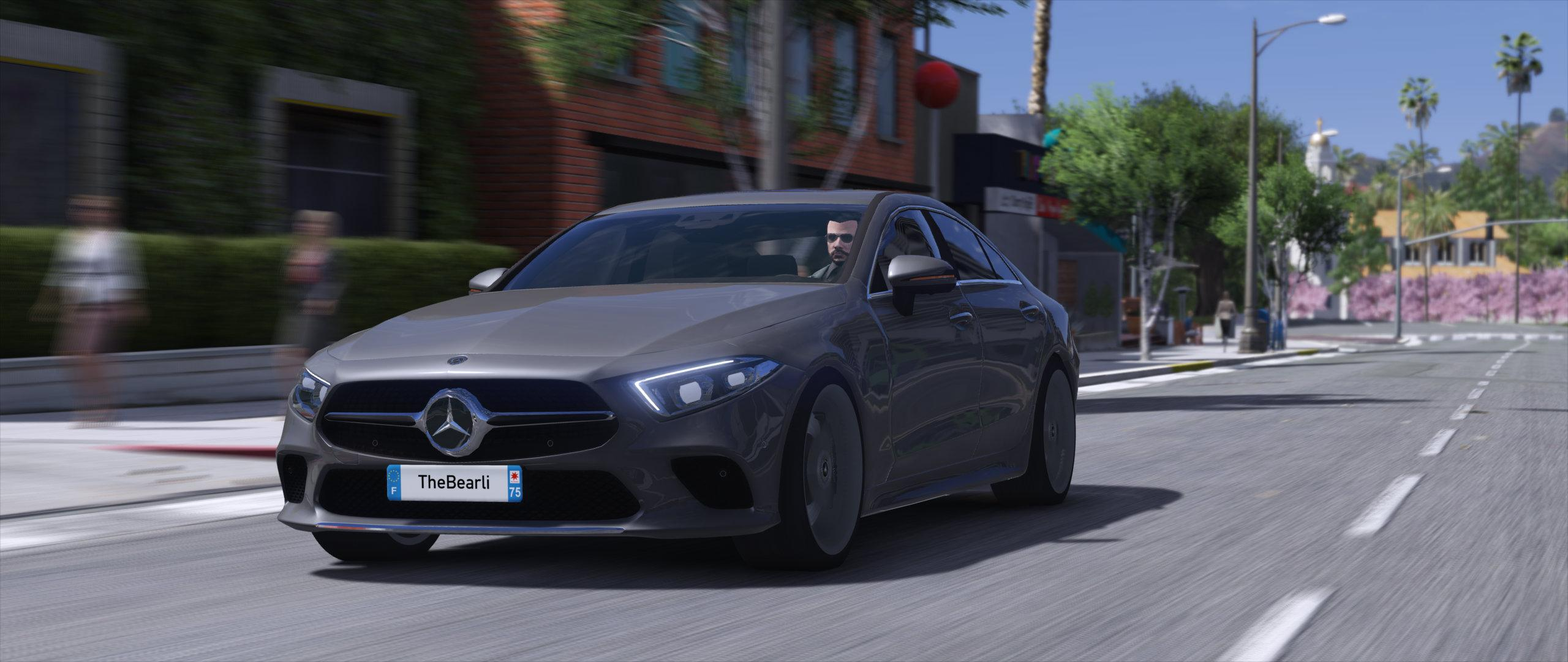 Mercedes-Benz Cls 2019 [Replace] 1.2