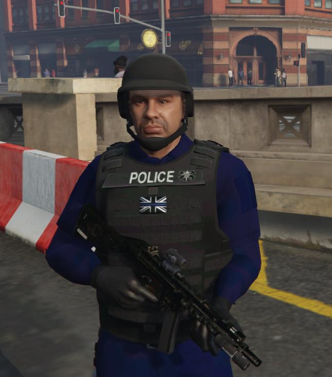 Met Police SCO19 Peds - GTA5-Mods.com