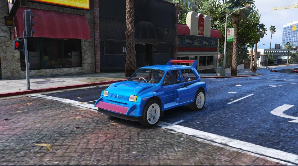 mg metro 6r4 clubman 1986 add on replace tuning template gta5. Black Bedroom Furniture Sets. Home Design Ideas