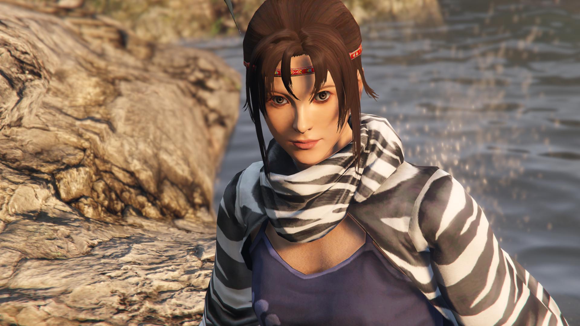 Michelle Chang Tekken Add On Ped Replace Gta5 Mods Com