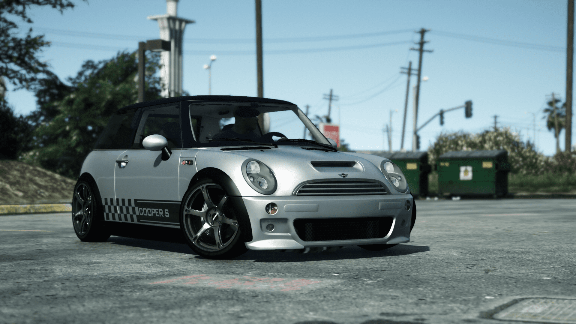 mini cooper s r53 add on tuning gta5. Black Bedroom Furniture Sets. Home Design Ideas