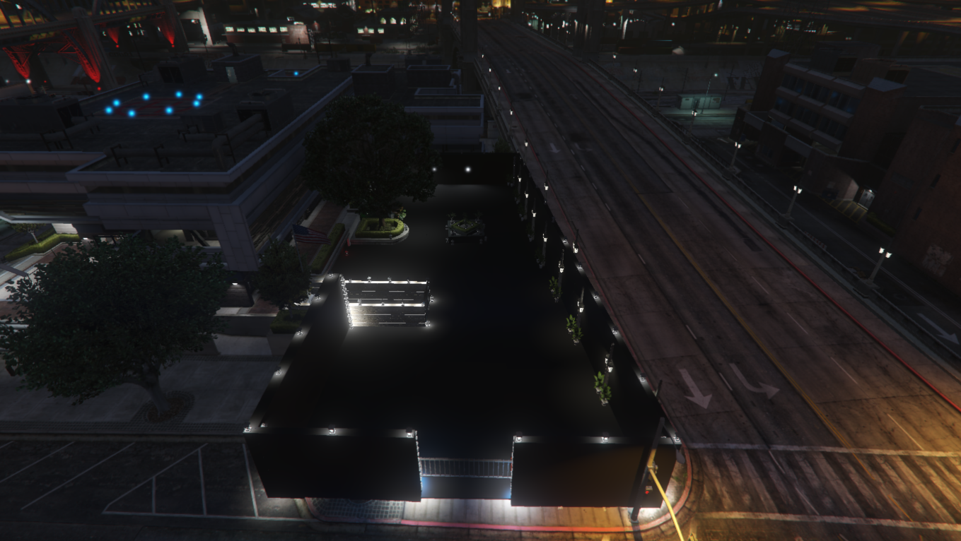 Mission Row Police Station [YMAP | [XML | FiveM] - GTA5-Mods com
