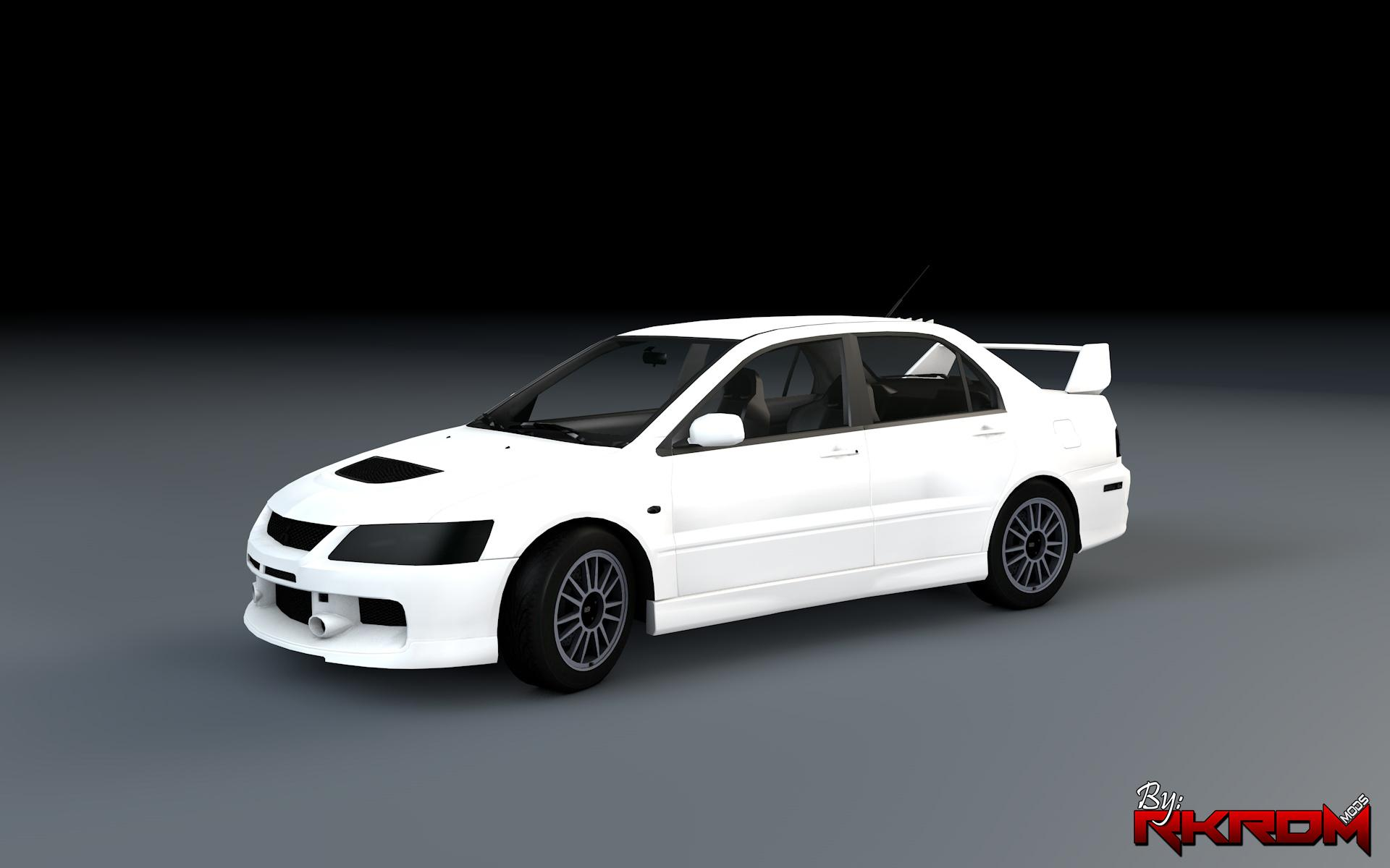 mitsubishi lancer evolution ix template gta5. Black Bedroom Furniture Sets. Home Design Ideas