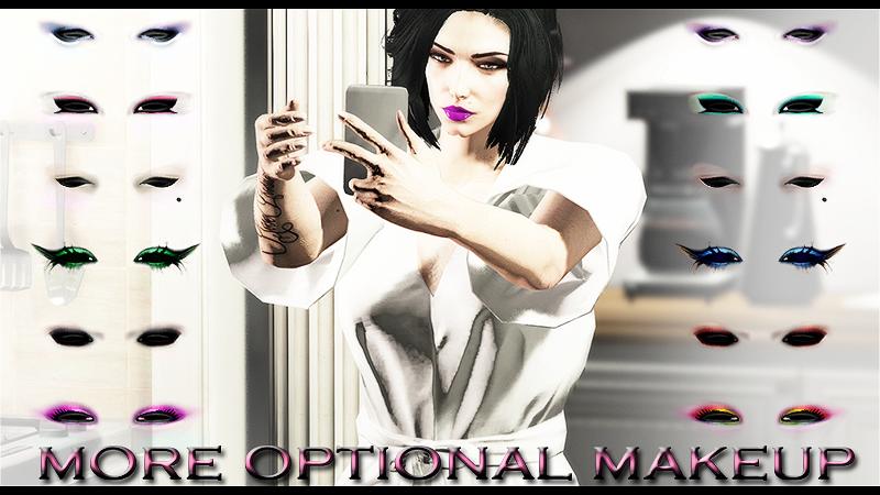 More Optional Makeup For Mp Character Offline - Gta5-Modscom-9323