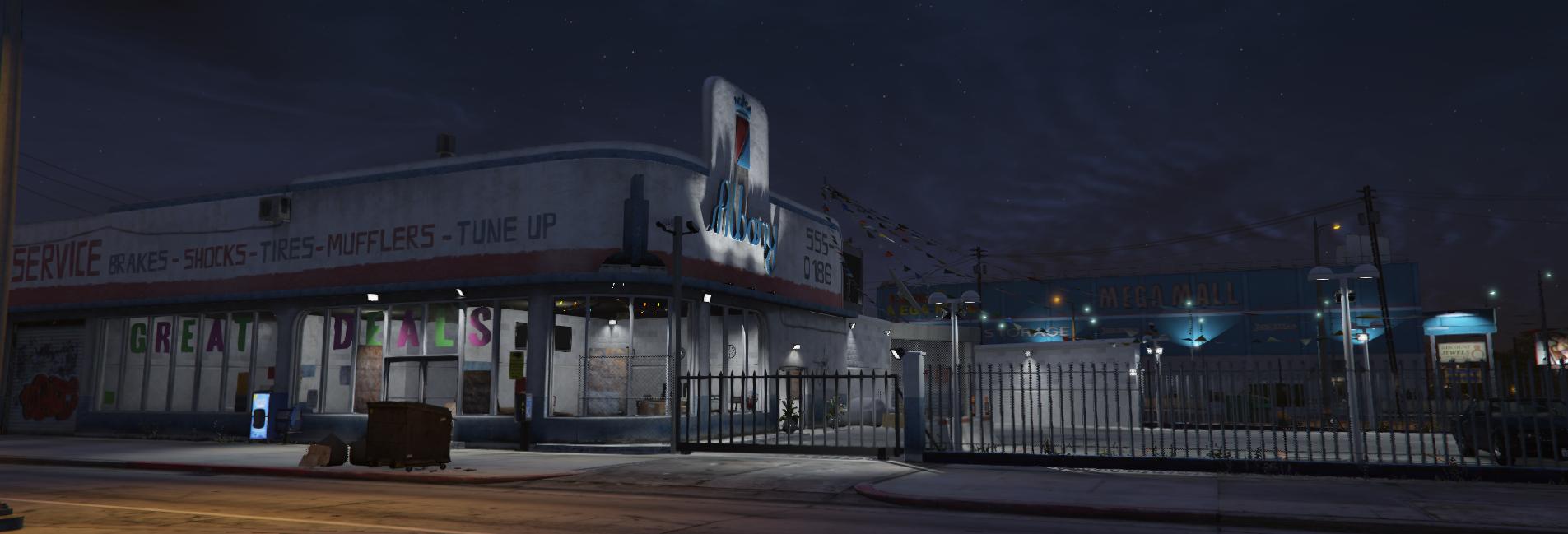 Mosley Auto's (Interior and Garage) - GTA5-Mods com