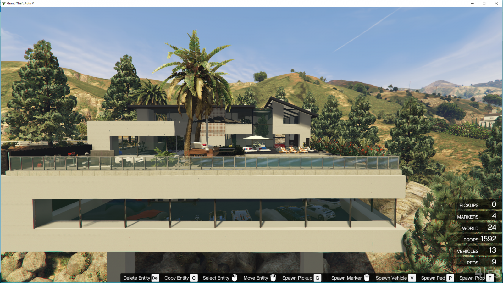 Most expensive house in los santos map editor gta5 for Most luxurious house