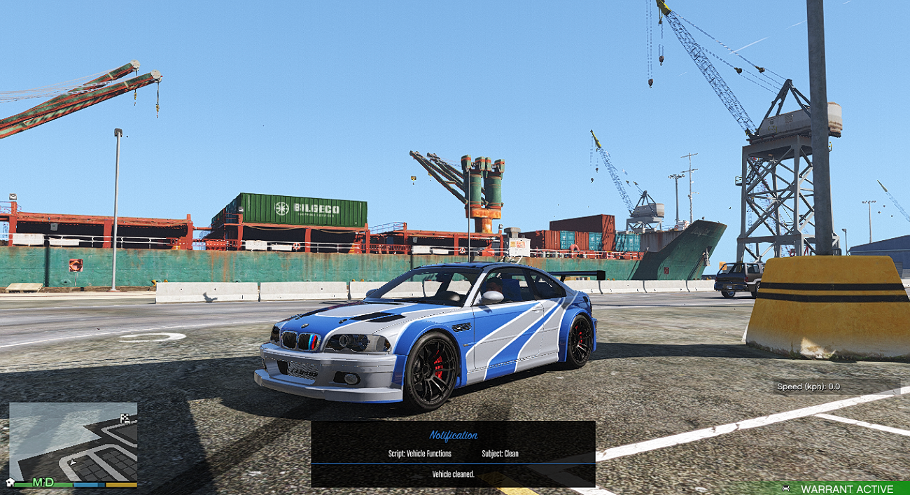 Most Wanted Handling Mod For Bmw M3 E46 Gtr Gta5 Mods Com