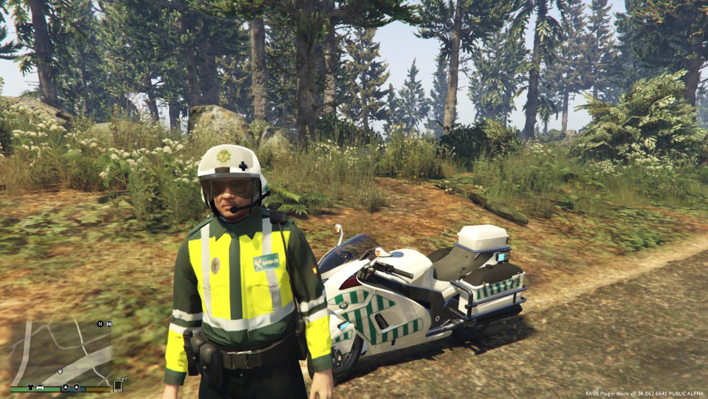 Motocicleta guardia civil trafico gta5 - Guardia civil trafico zaragoza ...