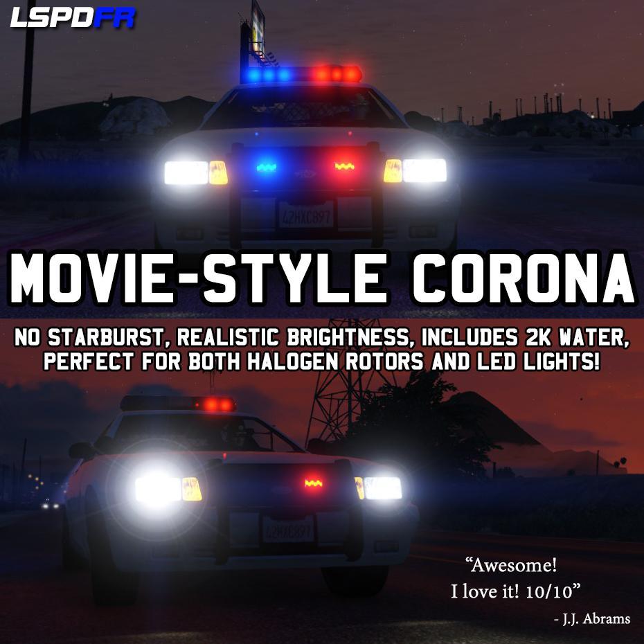 Movie Style Corona Gta5 Mods