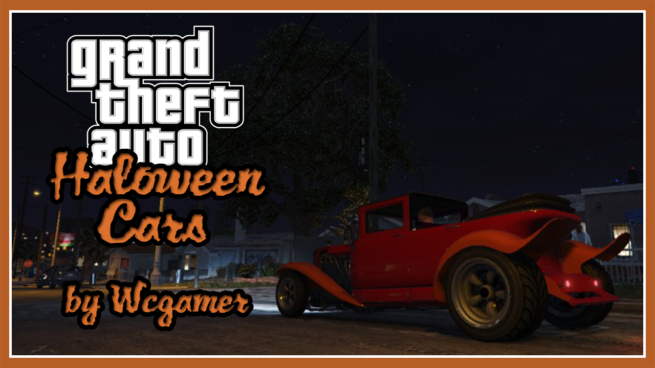 MP Halloween Vehicles for SP - GTA5-Mods.com