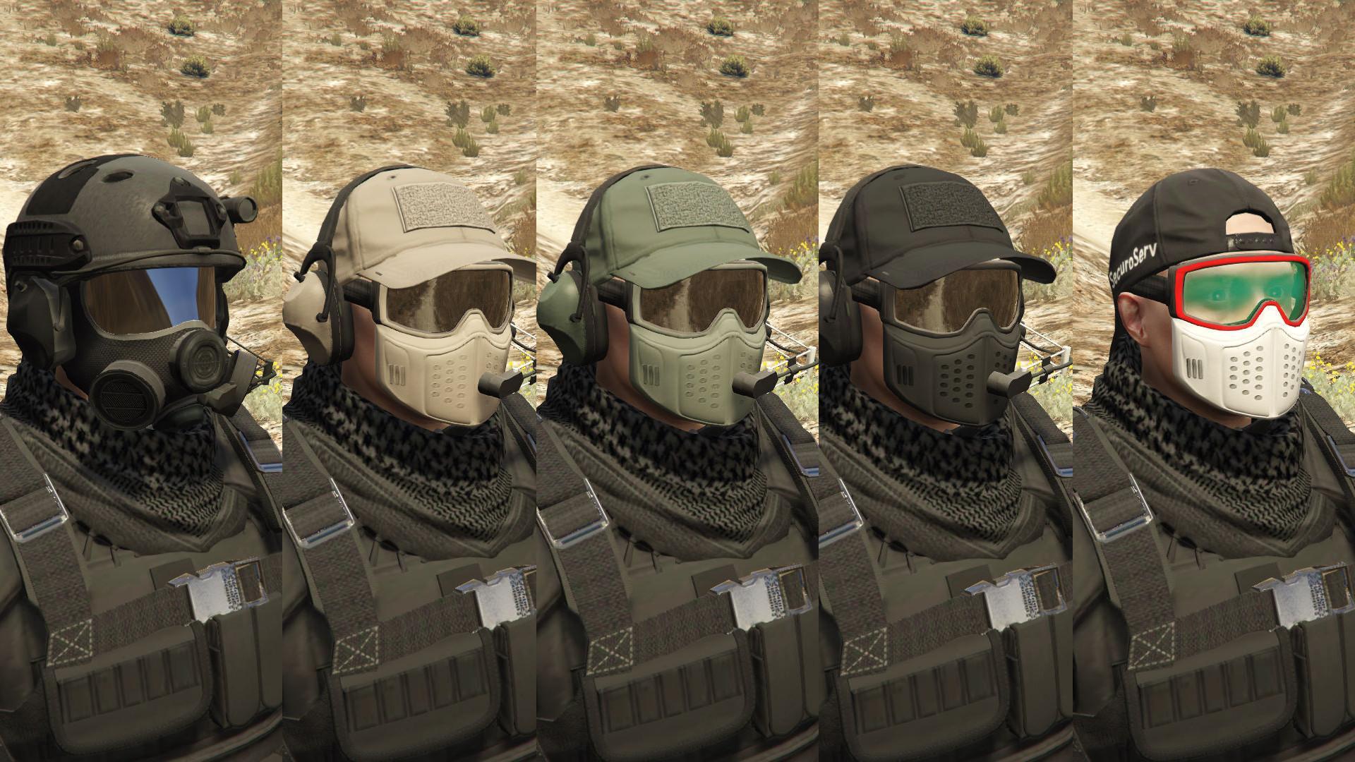 Mp Male Emergency Outfits - GTA5-Mods.com